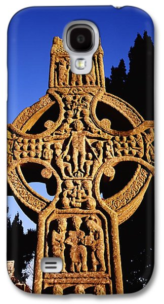 Monasterboice, Co. Louth Galaxy S4 Case by The Irish Image Collection