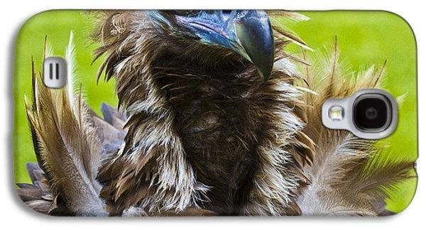 Monk Vulture 4 Galaxy S4 Case by Heiko Koehrer-Wagner