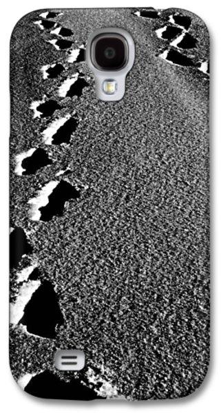Moon Walk Galaxy S4 Case