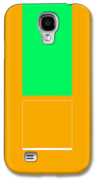 Mopu Galaxy S4 Case by Naxart Studio