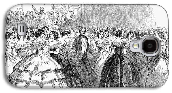 Mormon Ball, 1857 Galaxy S4 Case