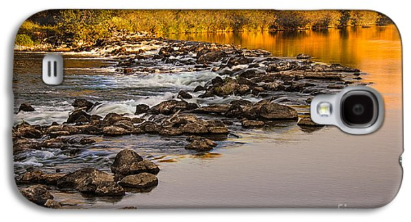 Morning Reflections Galaxy S4 Case by Robert Bales
