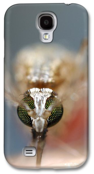 Mosquito Feeding Galaxy S4 Case by Sinclair Stammers