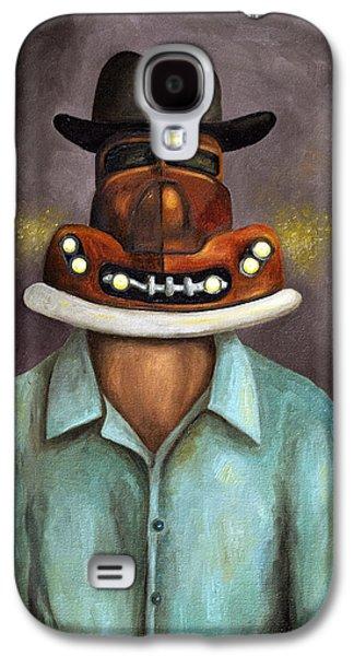 Motor Head Galaxy S4 Case by Leah Saulnier The Painting Maniac