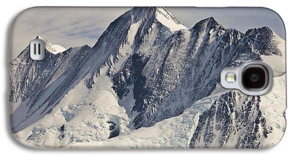 Mountain Galaxy S4 Case - Mount Herschel Above Cape Hallett by Colin Monteath