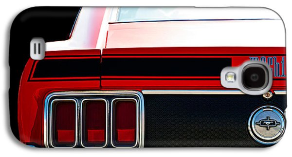 Mustang Mach 1 Galaxy S4 Case by Douglas Pittman