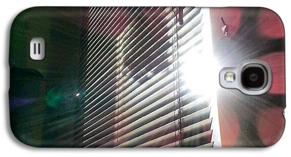 Follow Galaxy S4 Case - My #window In #morning #sunshine #sun by Abdelrahman Alawwad