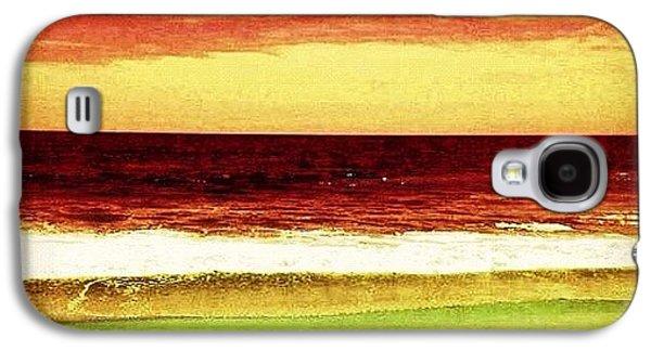 Beautiful Galaxy S4 Case - #myrtlebeach #ocean #colourful by Katie Williams
