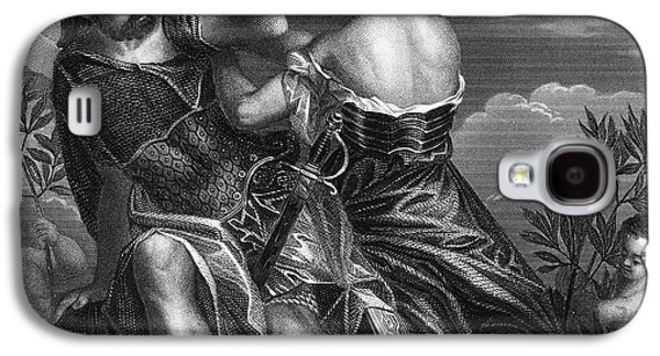 Mythology: Ares Galaxy S4 Case by Granger