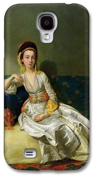 Nancy Parsons In Turkish Dress Galaxy S4 Case by George Willison