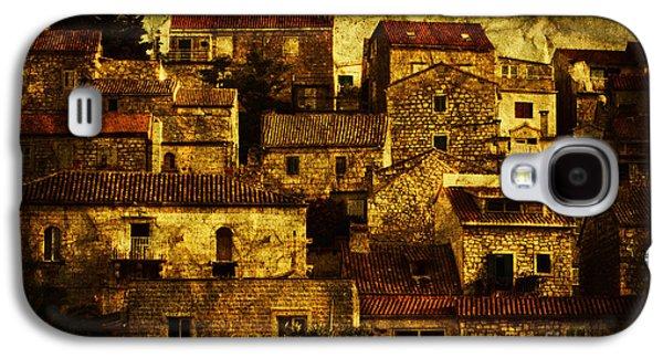 Neighbourhood Galaxy S4 Case by Andrew Paranavitana
