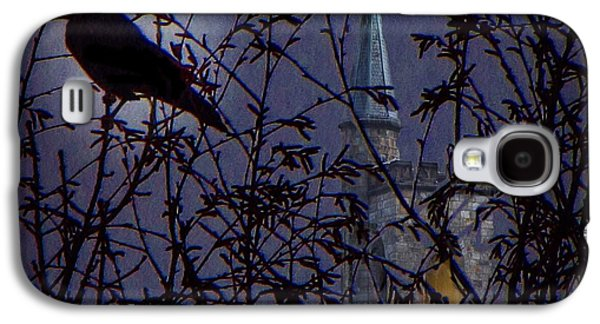 Nevermore Galaxy S4 Case by David Dehner
