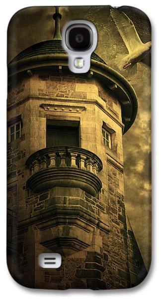 Night Tower Galaxy S4 Case