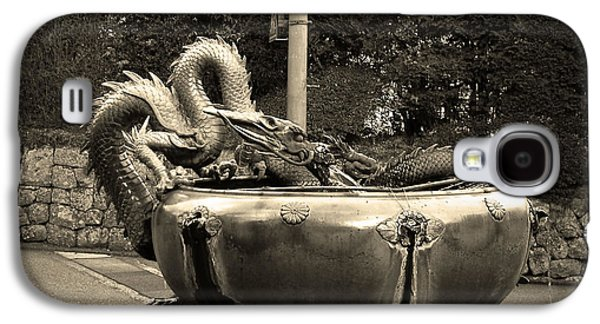 Dragon Galaxy S4 Case - Nikko Fountain by Naxart Studio