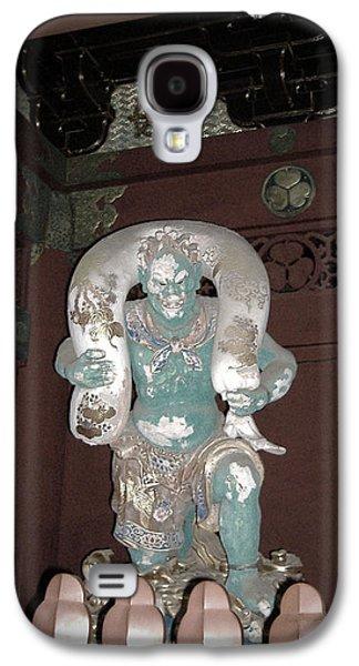 Nikko Green Figure Galaxy S4 Case