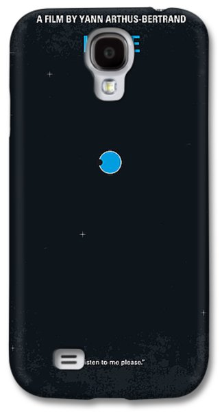 No037 My Home Minimal Movie Poster Galaxy S4 Case