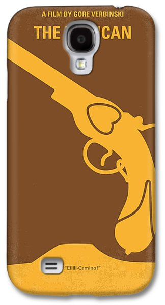 No077 My The Mexican Minimal Movie Poster Galaxy S4 Case