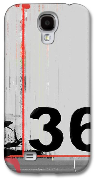 Number 36 Galaxy S4 Case