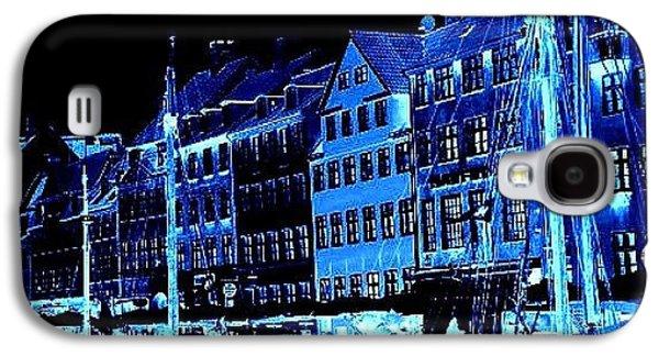 Cool Galaxy S4 Case - #nyhavn #copenhagen #denmark #landscape by Luisa Azzolini