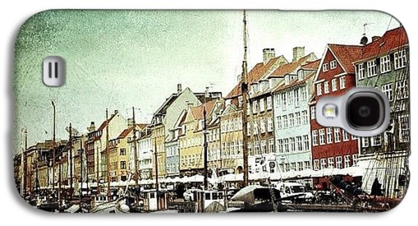 Cool Galaxy S4 Case - Nyhavn by Luisa Azzolini