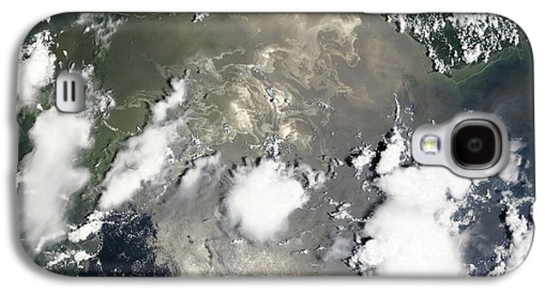 Oil Slick In The Gulf Of Mexico Galaxy S4 Case