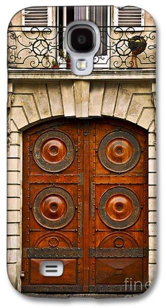 Old Doors Galaxy S4 Case by Elena Elisseeva