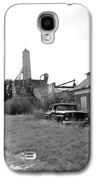 Old In Texas Galaxy S4 Case