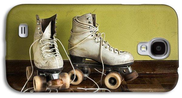Old Roller-skates Galaxy S4 Case