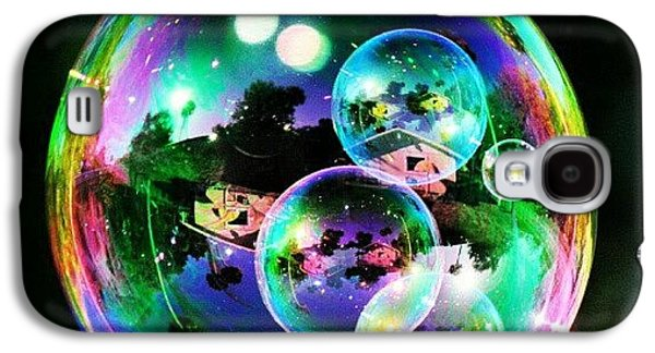 Colorful Galaxy S4 Case - On The Inside - Imaginationartshop.com by Mandy Shupp