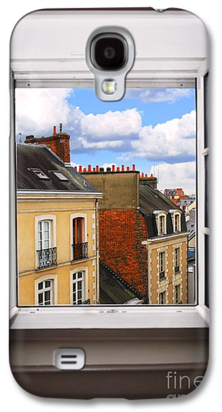 Open Window Galaxy S4 Case