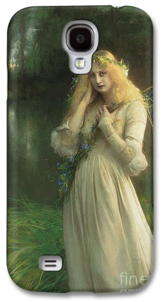 Ophelia Galaxy S4 Case by Pascal Adolphe Jean Dagnan Bouveret