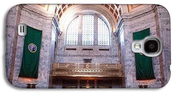 Oregon State Capitol Galaxy S4 Case