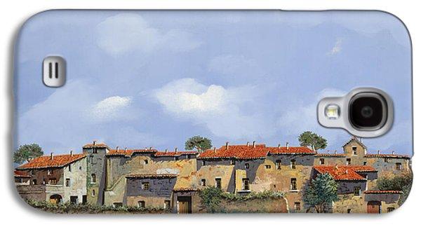 Paesaggio Aperto Galaxy S4 Case by Guido Borelli