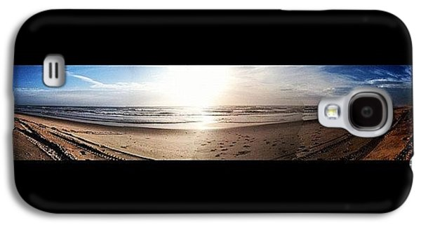 Bright Galaxy S4 Case - Panoramic Picture Of The Sunrise by Lea Ward