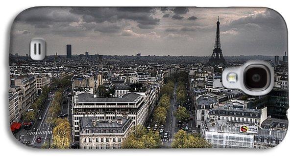 Paris No. 1 Galaxy S4 Case