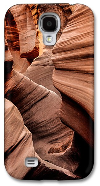 Peek A Boo Galaxy S4 Case by Chad Dutson
