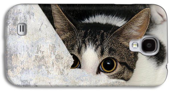 Peek A Boo I See You Too Galaxy S4 Case