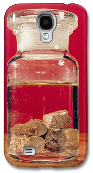 Phosphorus In A Jar Galaxy S4 Case by Andrew Lambert Photography