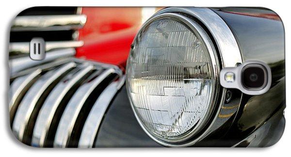 Pickup Chevrolet Headlight. Miami Galaxy S4 Case