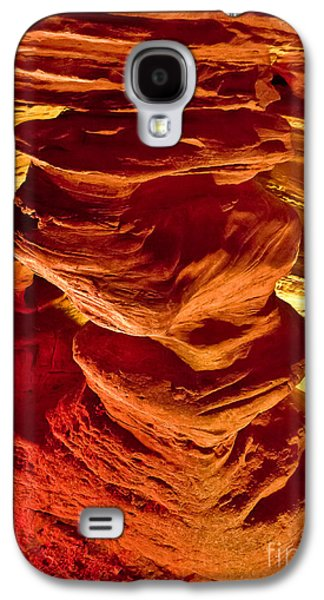 Pillar Of Hercules Galaxy S4 Case