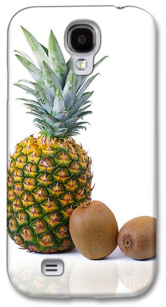 Pineapple And Kiwis Galaxy S4 Case