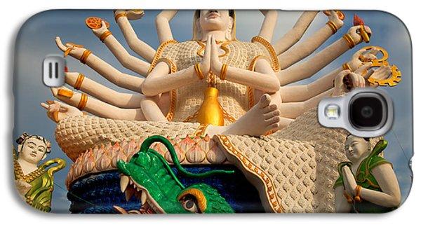 Plai Laem Buddha Galaxy S4 Case by Adrian Evans
