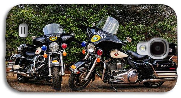 Police Motorcycles Galaxy S4 Case