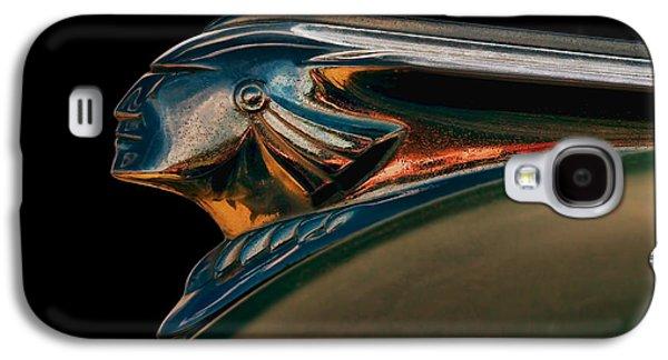 Pontiac Indian Chief Galaxy S4 Case by Douglas Pittman