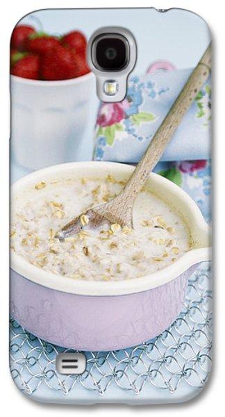 Porridge In A Pan Galaxy S4 Case by Veronique Leplat