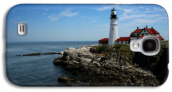 Portland Head Lighthouse Galaxy S4 Case by Heather Applegate