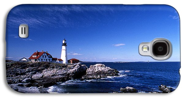 Portland Head Offshore Galaxy S4 Case by Skip Willits