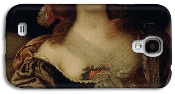 Portrait Of A Young Woman  Galaxy S4 Case