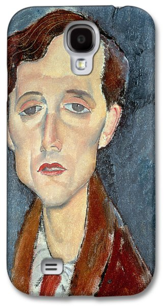 Portrait Of Franz Hellens Galaxy S4 Case by Modigliani