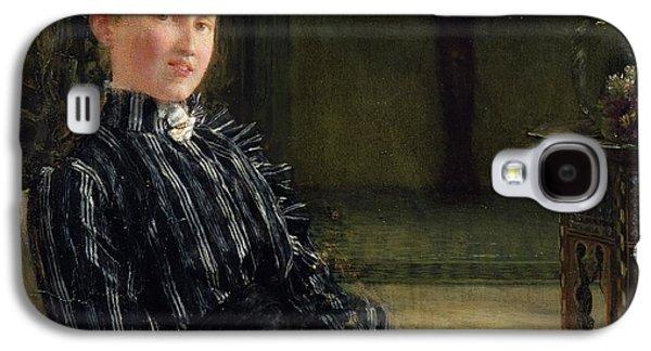 Portrait Of Mrs Ralph Sneyd Galaxy S4 Case